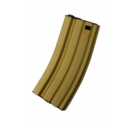 WE M4 300RDS MAG TAN