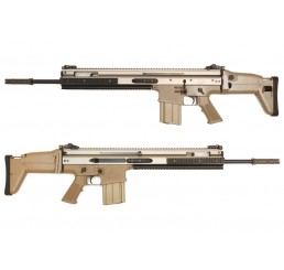 WE SCAR H SSR TAN AEG